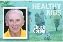 Healthy Kids Chuck Corbin