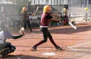 Softball offense