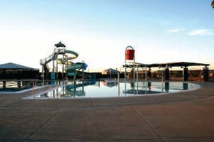 Skyline Aquatics Center
