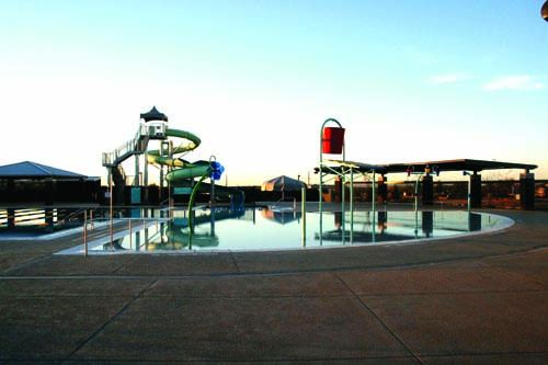 Skyline Aquatic Center
