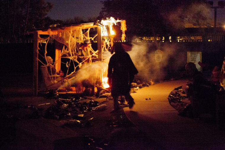 Haunted House and Hayride