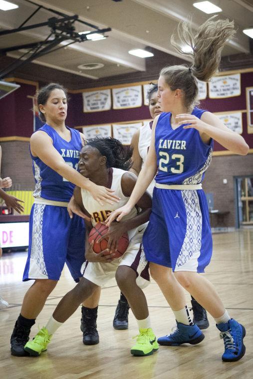 Basketball: MP vs Xavier