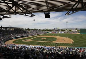 Rockies Cubs Spring Baseball