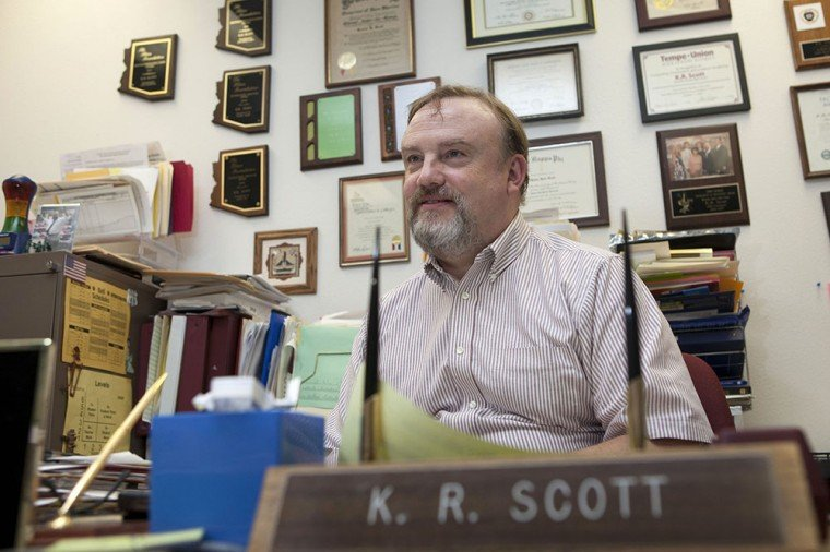 MP Teacher K.R. Scott