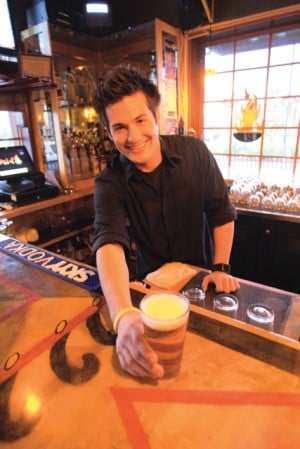 Best Bartender 2009 | Billy Woodmansee, Fired Up Gril