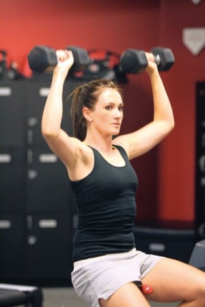 Group 'Hybrid' workout program raises The BAR