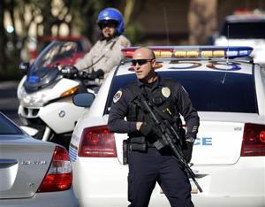 Arizona Mall Shooting