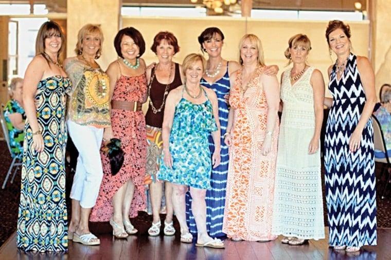 Women in Business Fashion Show