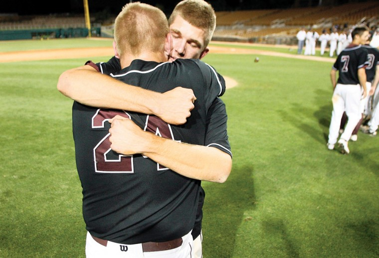 Mountain Pointe wins the boy's 5A-I state baseball championship