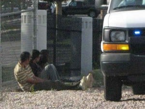 Suspected smugglers pulled over by DPS Friday morning