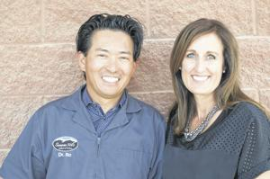 <p>The two started Sonoran Hills Dental in Ahwatukee 15 years old.</p>