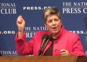 Napollitano Speaks