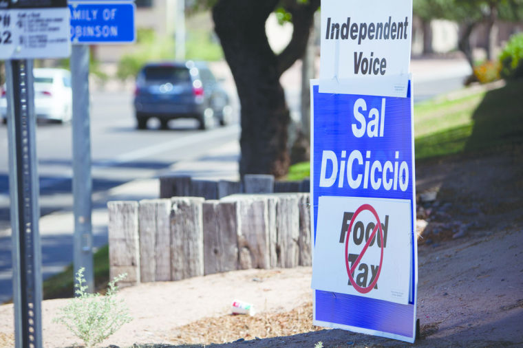Sal DiCiccio Signs