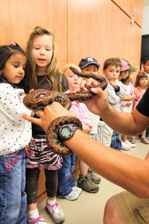 Camp Zoo offers unique experience for campers