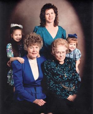 Family of teachers