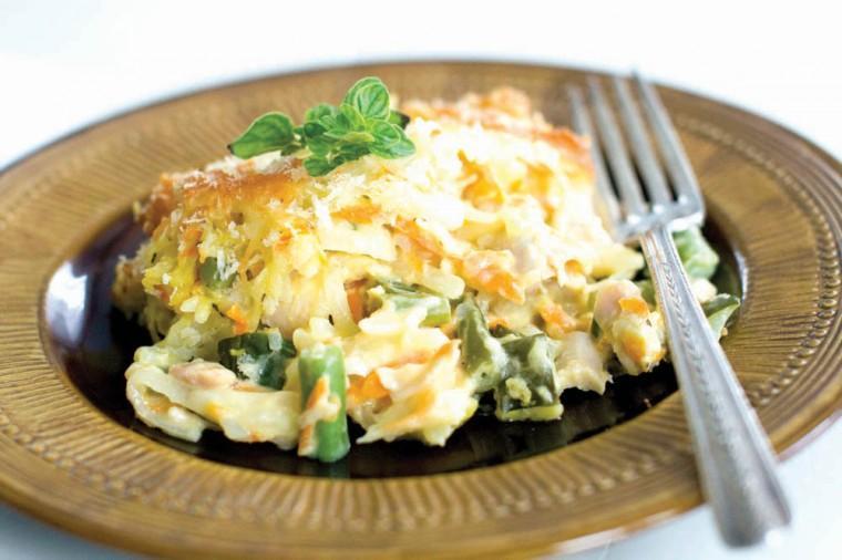 Food-Chicken Casserole