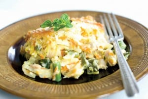 Food-Chicken Casserole
