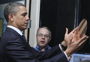 Barack Obama, Mark Bohr