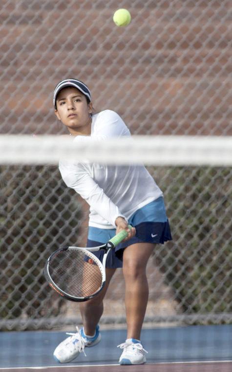 Desert Vista tennis