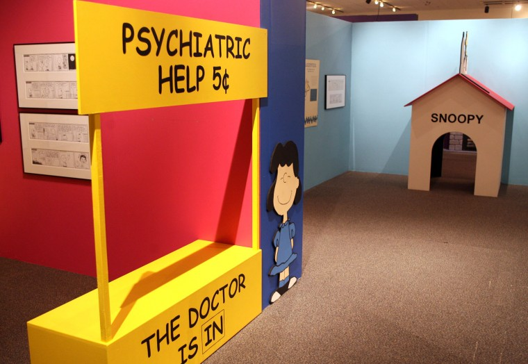 Peanuts at Bat: The Life & Art of Charles Schulz at Arizona Museum for Youth in Mesa