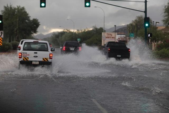 Oct. 5 downpour