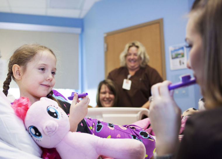 Therapy at Cardon Children's Medical Center