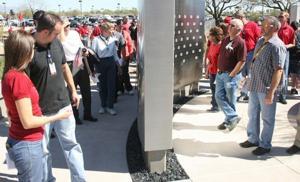 Boeing Veterans Wall of Honor