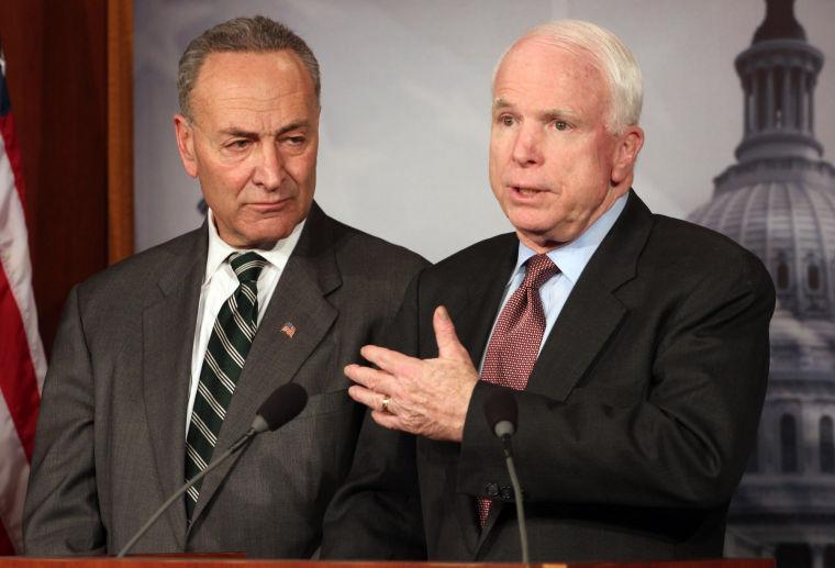 Immigration Senators