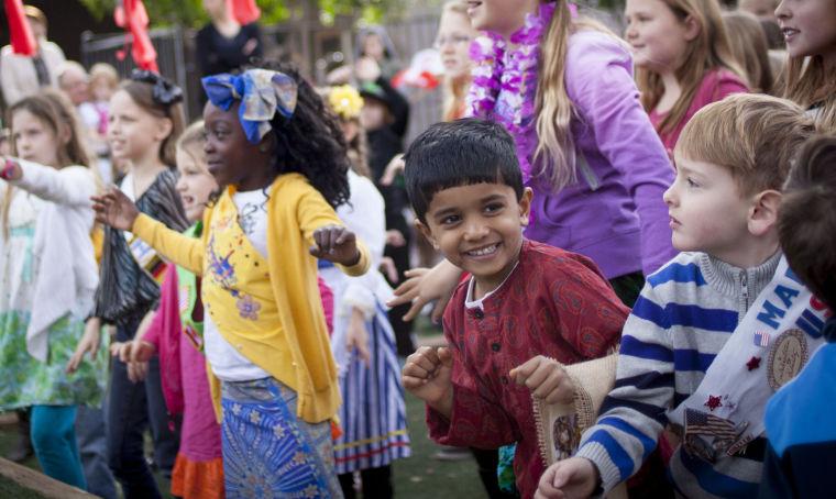 Multicultural Day at Desert Garden Montessori