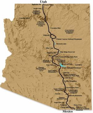 The Arizona Trail