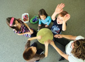 Creating little Mozarts at Music Maker Workshops