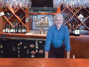 Best Bartender 2008: Ken Baker (My Wine Cellar)