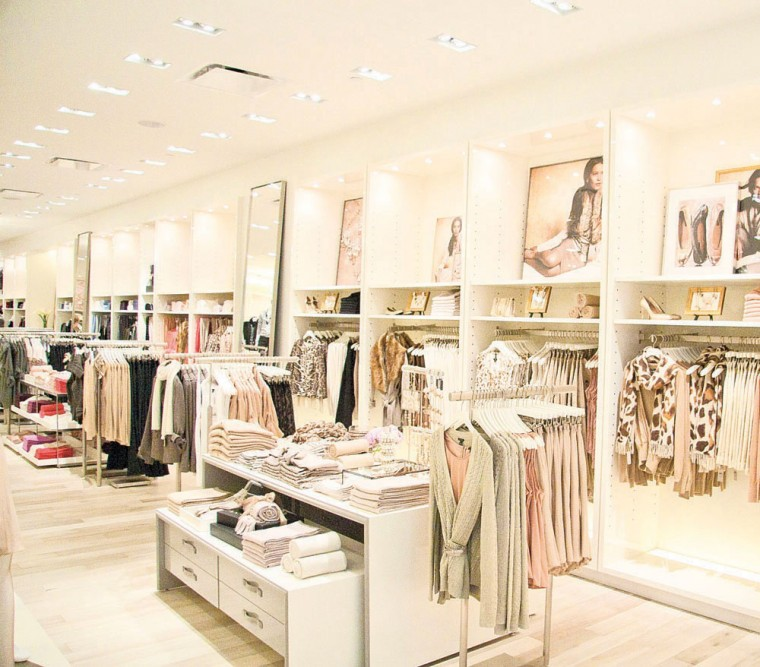 Ann Taylor grand opening