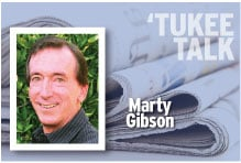 Tukee Talk Marty Gibson