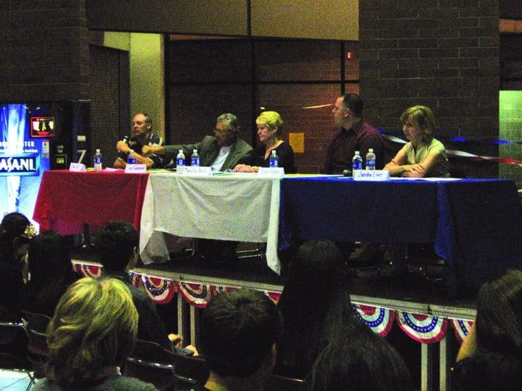 TUHSD Governing Board debate