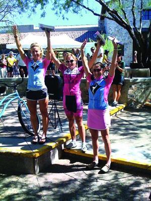 Tracey Perez wins Tour de Scottsdale