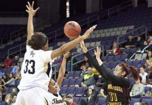 Basketball: DV vs MP at GCU