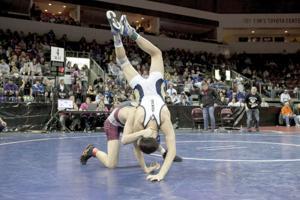 Desert Vista wrestling