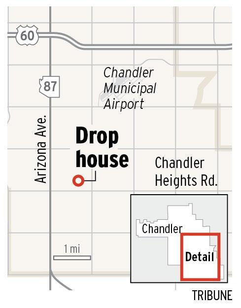 Drop house in Chandler
