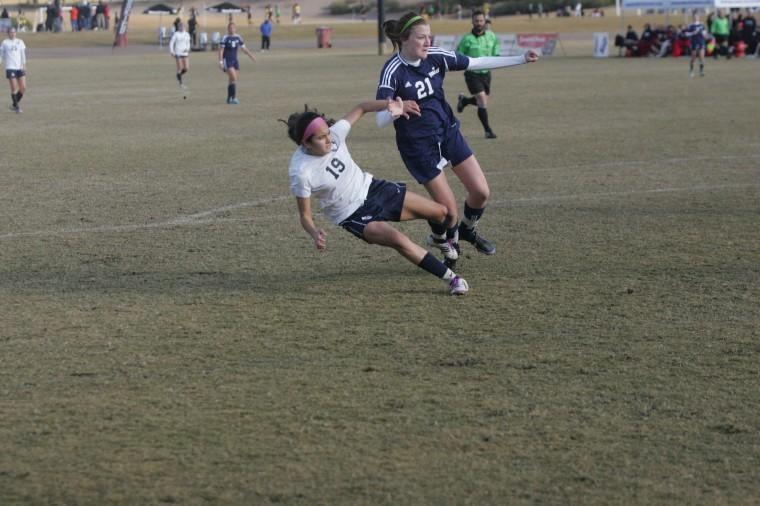 Down goes Ressler