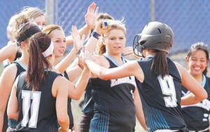 Horizon Honors softball