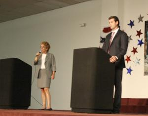 Republican candidates for Congressional District 9