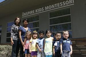 Inspire Kids Montessori