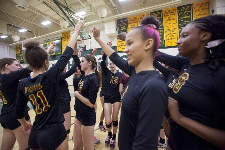 Volleyball: MP vs Horizon