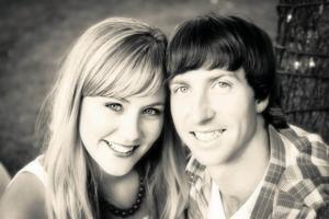 Lindsay Hattasch and Mike Bergemann
