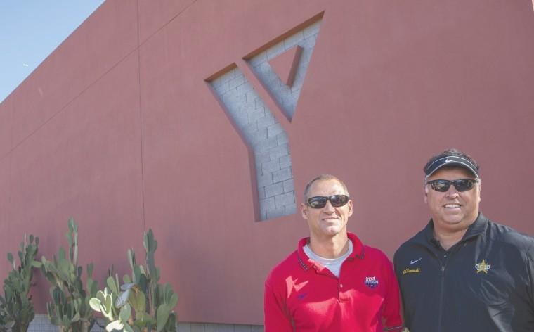 YMCA Swim Coaches