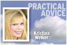 Practical Advice Kristina Welker