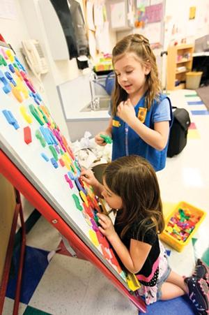 Horizon Honors Elementary said that starting next fall, it will no longer charge $1,950 tuition
