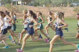 Desert Vista cross country