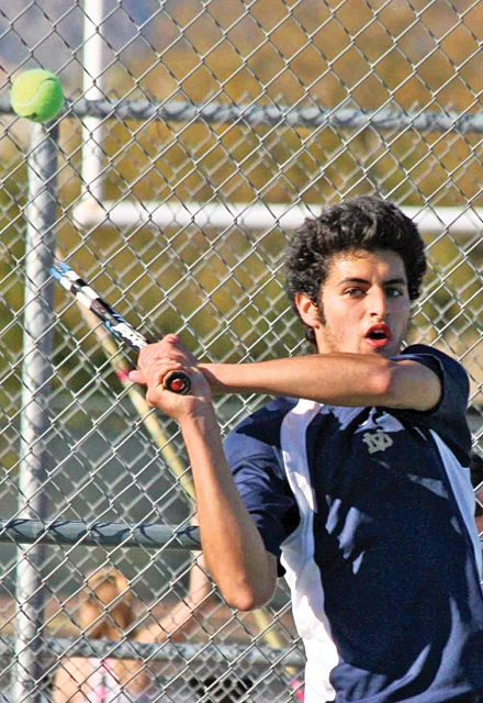 Saleem 'regenerated' for DV tennis season
